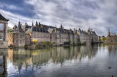 Binnenhof, The Hague, Holland — Stock Photo