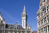 Gent, belgien — Stockfoto