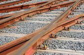 Railtracks — Stock Photo