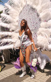 Zomercarnaval — Stock Photo