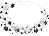 Autumn background — 图库矢量图片