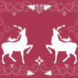 Christmas Pattern - Stockvectorbeeld