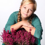 Portrait de jeune teen fille belle — Photo #13213120