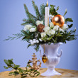 Christmas arrangement — Stockfoto #17360295