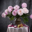 Pink peonies — Stock Photo #27301969