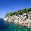 The Adriatic sea — Stockfoto