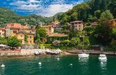 コモ湖イタリア — ストック写真