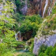 Plitvice lakes — Stock Photo #51216185