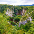 Plitvice lakes — Stock Photo #51216221