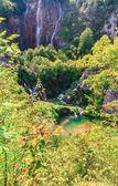 Plitvice lakes — Stock Photo