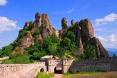 贝洛格拉奇克岩 — 图库照片