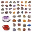 Mineral collection — Stock Photo