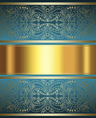 Elegant gold and brown background — Stock Photo