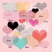 Valentine background — Stok fotoğraf