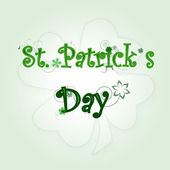 St. Patrick's — Stock Photo