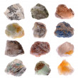 Mineral collection — Stock Photo #47535535