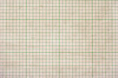 Dirty graph paper — Stock Photo