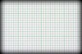 Graph paper — Stock Photo