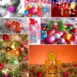 New Year and Christmas — Stock Photo