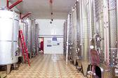 Produkce vína — Stock fotografie