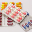 Stock Photo: Antibiotics