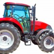 Red tractor — Stock Photo #25910815