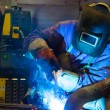 welder — Stock Photo