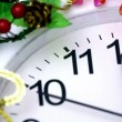 Stock Video: New Year's countdown