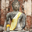 Royalty-Free Stock Photo: Buddha\'s statue