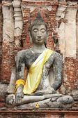 Buddha's statue — Stock Photo