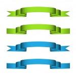 Ribbons — Stock Vector #11493555