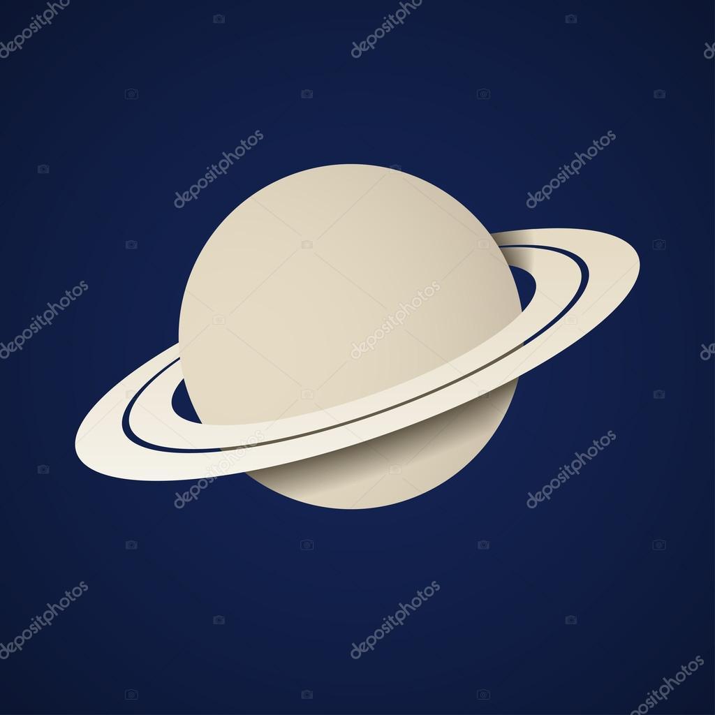 значки планет: