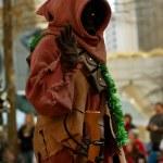 Star Wars Jawa Character Walks In Atlanta Christmas Parade — Stock Photo
