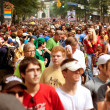 Thousands Of Spectators Fill Street After Atlanta Dragon Con Parade — Stock Photo