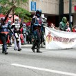 Stock Photo: Star Wars MandaloriMercenaries Walk In Dragon Con Parade