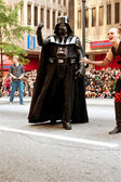 Darth Vader Character Walks In Atlanta Dragon Con Parade — Stock Photo