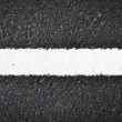 New white line on road texture — Stock Photo #36744189