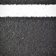 New white line on road texture — Stock Photo #36744573
