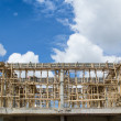 Building construct site — Stock Photo #41428989