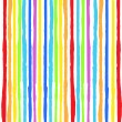 Rainbow Lines Background. — Stock Vector