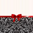 Royalty-Free Stock Imagen vectorial: Vintage romantic background floral card