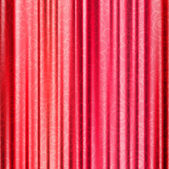 Red background with opera curtains with flowers — Stock Vector