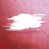 Grunge asma arka plan ile splash bayrak — Stok Vektör