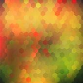 Abstraktní mozaic barevné pozadí — Stock vektor