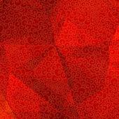 Biznes czerwony tło — Wektor stockowy
