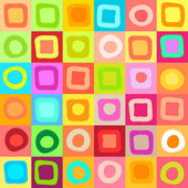 Colorful mosaic background — ストックベクタ