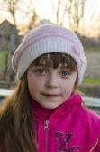 Little girl — Stok fotoğraf