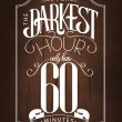Постер, плакат: Even the darkest hour