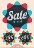 Vector venta divisas — Vector de stock