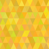 Triangular background. Vector illustration — Stock Vector
